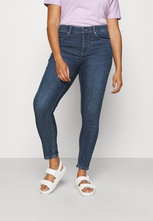 CARHIRIS LIFE  - Jeans Skinny Fit - dark blue denim