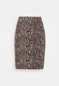 Marc Cain - Mini skirt - warm sand - 4