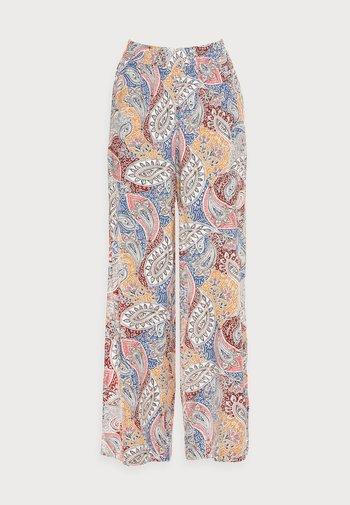 FLOATY - Trousers - light beige