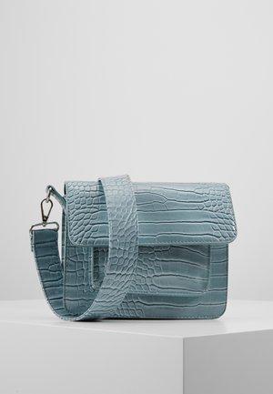 Across body bag - baby blue