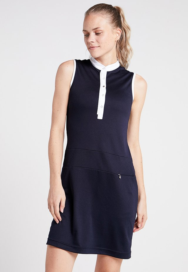 MELINDA DRESS - Robe de sport - navy