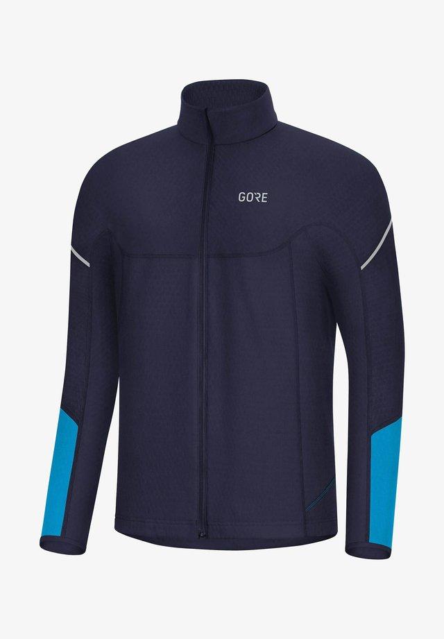 Fleece jacket - dunkelblau