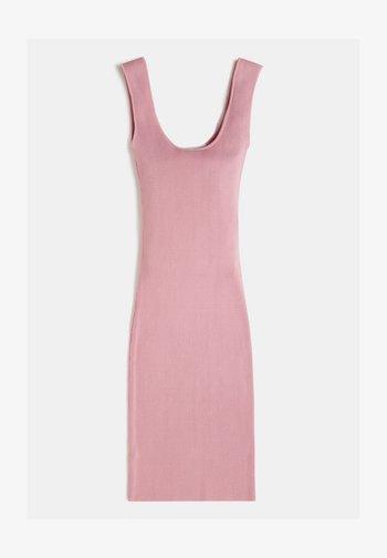 Jumper dress - rose