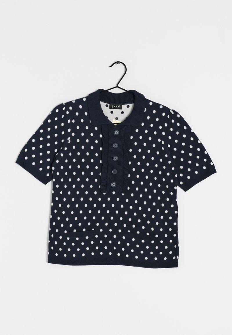 Kookai - Poloshirt - blue