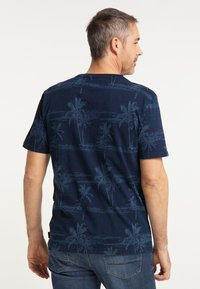 Pioneer Authentic Jeans - T-shirt print - indigoblue - 2
