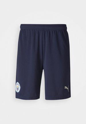 MANCHESTER CITY REPLICA - Sports shorts - peacoat/whisper white