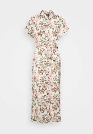 VMINES WIDE CALF - Robe chemise - birch