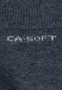 camano - ZBASIC 6 PACK - Socks - navy/jeans - 4