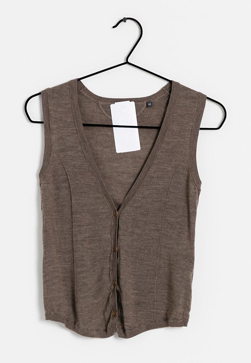 Marc O'Polo - Vest - brown