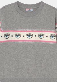 CHIARA FERRAGNI - Sweatshirt - grigio - 2