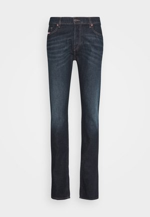 D-LUSTER - Džíny Slim Fit - dark blue denim