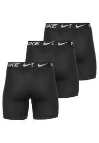 Nike Underwear - 3PACK - Pants - black - 1