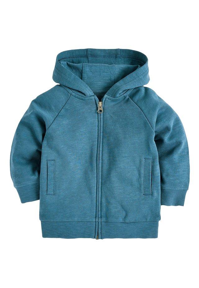 Mikina skapucí - blue
