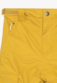 Columbia - BUGABOO PANT - Snow pants - golden yellow - 4