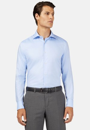 SLIM FIT - Zakelijk overhemd - light blue