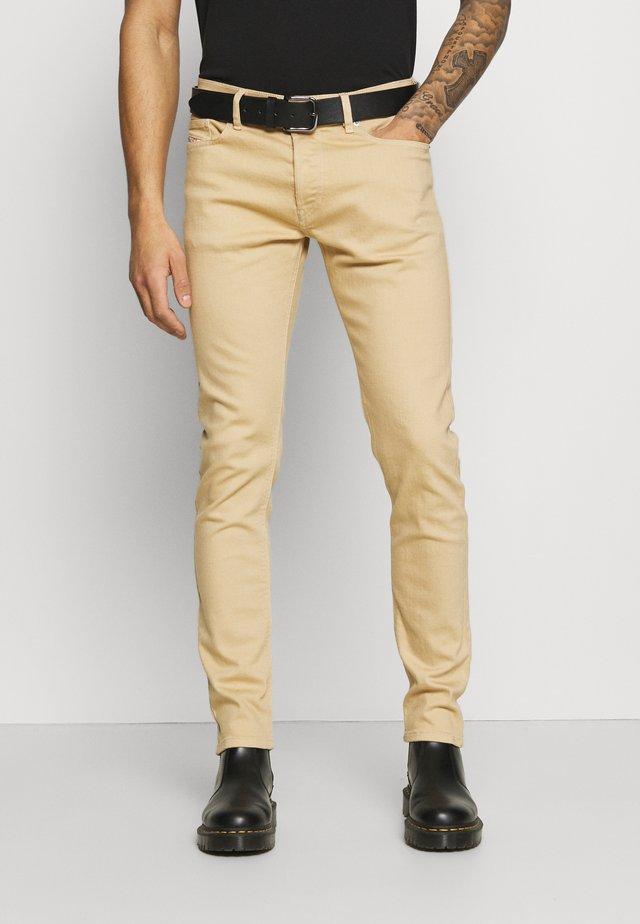 D-LUSTER - Jeans slim fit - beige