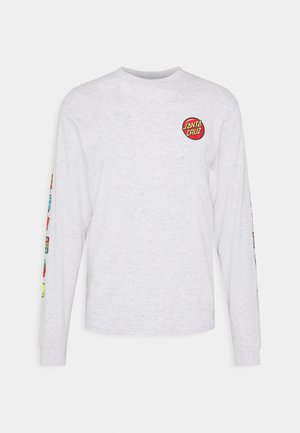 JACKPOT LONG SLEEVE UNISEX - Maglietta a manica lunga - athletic heather
