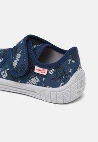 Superfit - BILL - Slippers - blau - 4
