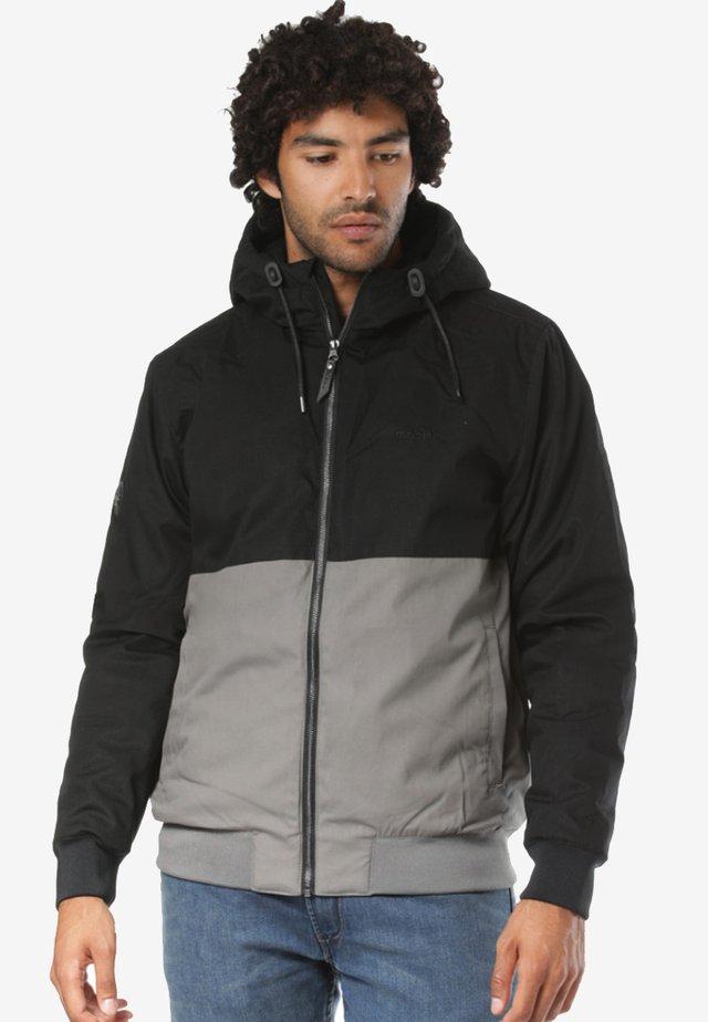 MAZINE CAMPUS CLASSIC  - Winter jacket - black