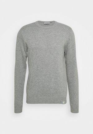 ALLEN - Sweter - grey heather