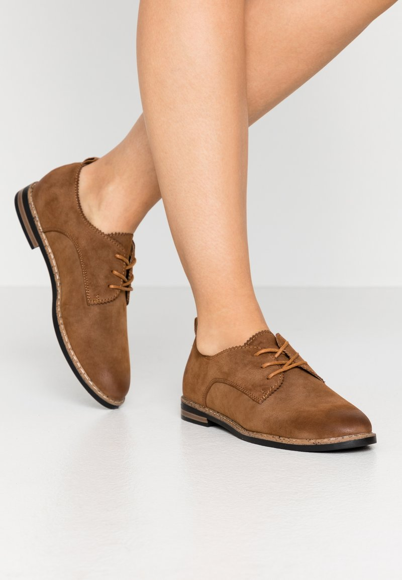 Anna Field - Lace-ups - brown