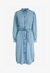 Next - Denimové šaty - light blue - 1