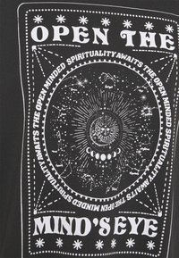 Even&Odd - T-shirt con stampa - anthracite - 2