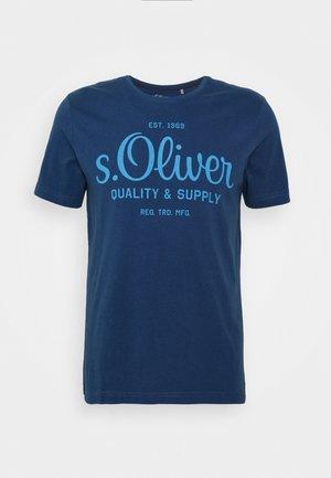 KURZARM - T-shirt print - dark blue