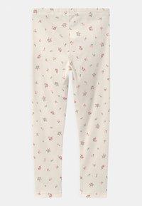 Cotton On - HUGGIE 2 PACK - Leggings - Trousers - faded rose/dark vanilla - 1