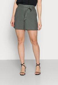 Re.draft - Shorts - olive khaki - 0