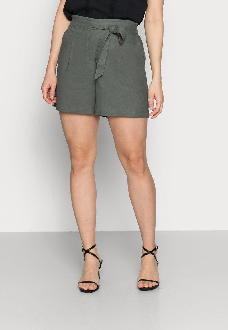 Re.draft - Shorts - olive khaki