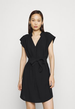 ONLJOSEY V NECK DRESS - Korte jurk - black