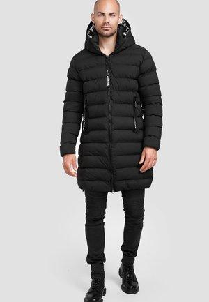 CHESTER - Winter coat - schwarz