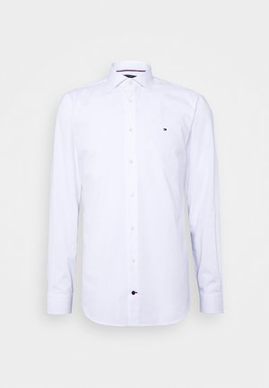 GER POPLIN CLASSIC - Formal shirt - white