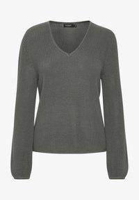 Soaked in Luxury - Sweter - brushed nickel - 4