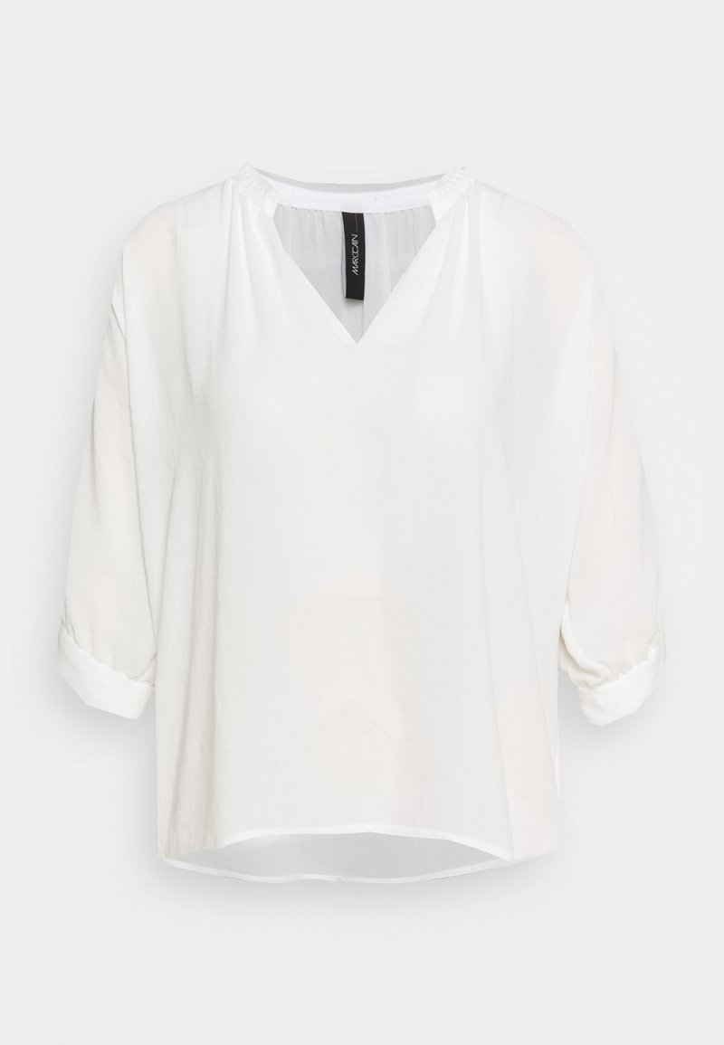 Marc Cain - Long sleeved top - off-white