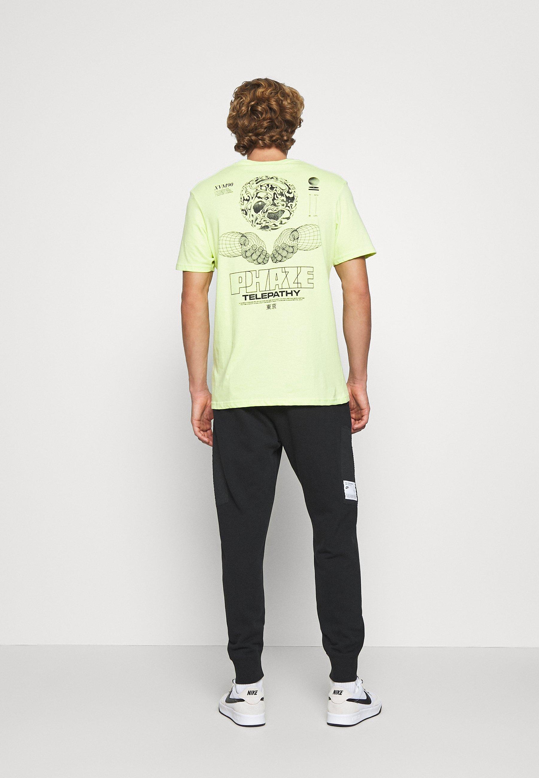 Nike Sportswear Tracksuit bottoms - black CsEcc