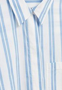 Violeta by Mango - PEDRO8 - Button-down blouse - light blue - 5