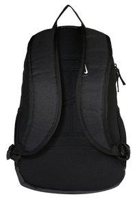 Nike Performance - COURT BACKPACK - Reppu - black/white - 3