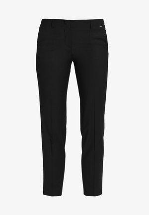 CIHAMELIN - Trousers - schwarz
