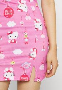 NEW girl ORDER - YING YANGBALLOON DRESS - Day dress - pink - 5