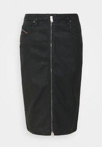 Diesel - D-ELBEE-NE SKIRT - Pencil skirt - black - 3