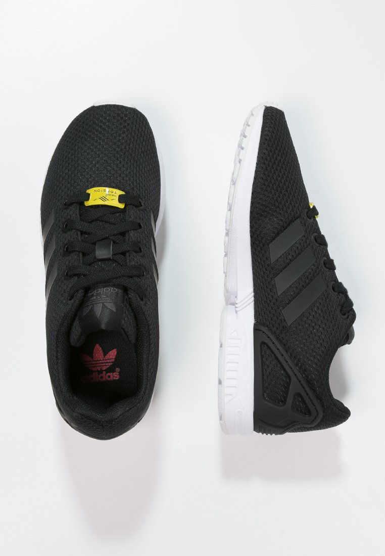 ZX FLUX - Sneakers laag - black