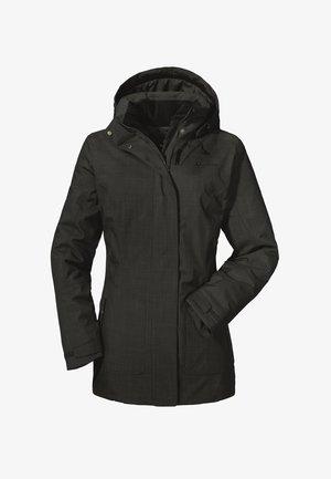 INSULATED SEDONA 2 - Outdoor jacket - asphalt