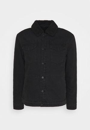 ONSJONNY LIFE JACKET - Giacca di jeans - black denim