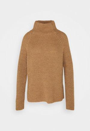 ARWEN - Stickad tröja - braun