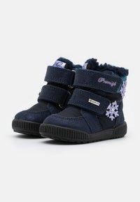 Primigi - Winter boots - notte/blu scuro - 1