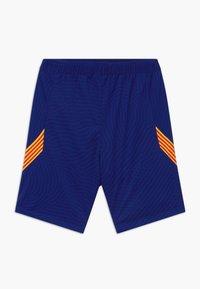 Nike Performance - FC BARCELONA - Sports shorts - deep royal blue/amarillo - 1