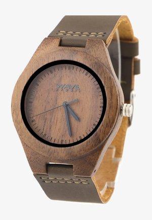Horloge - walnuss