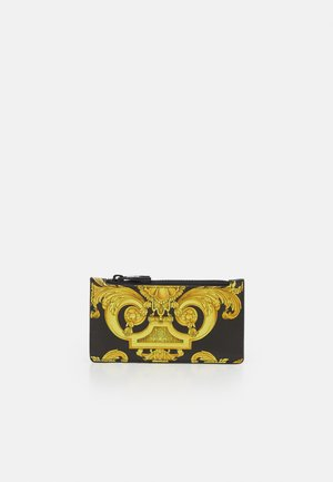 UNISEX - Wallet - black/gold